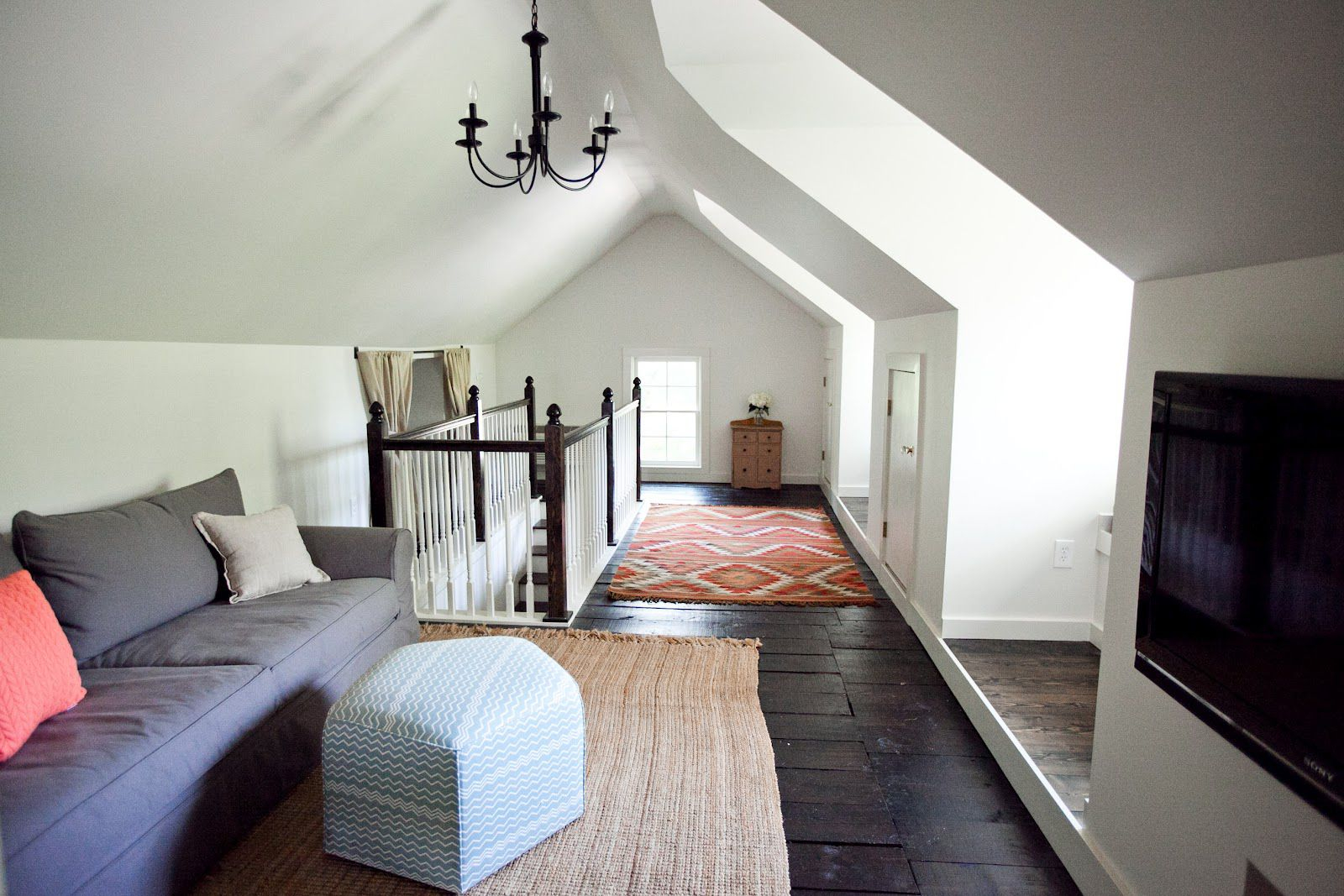 10 Attic Remodels You Have To See throughout measurements 1600 X 1067