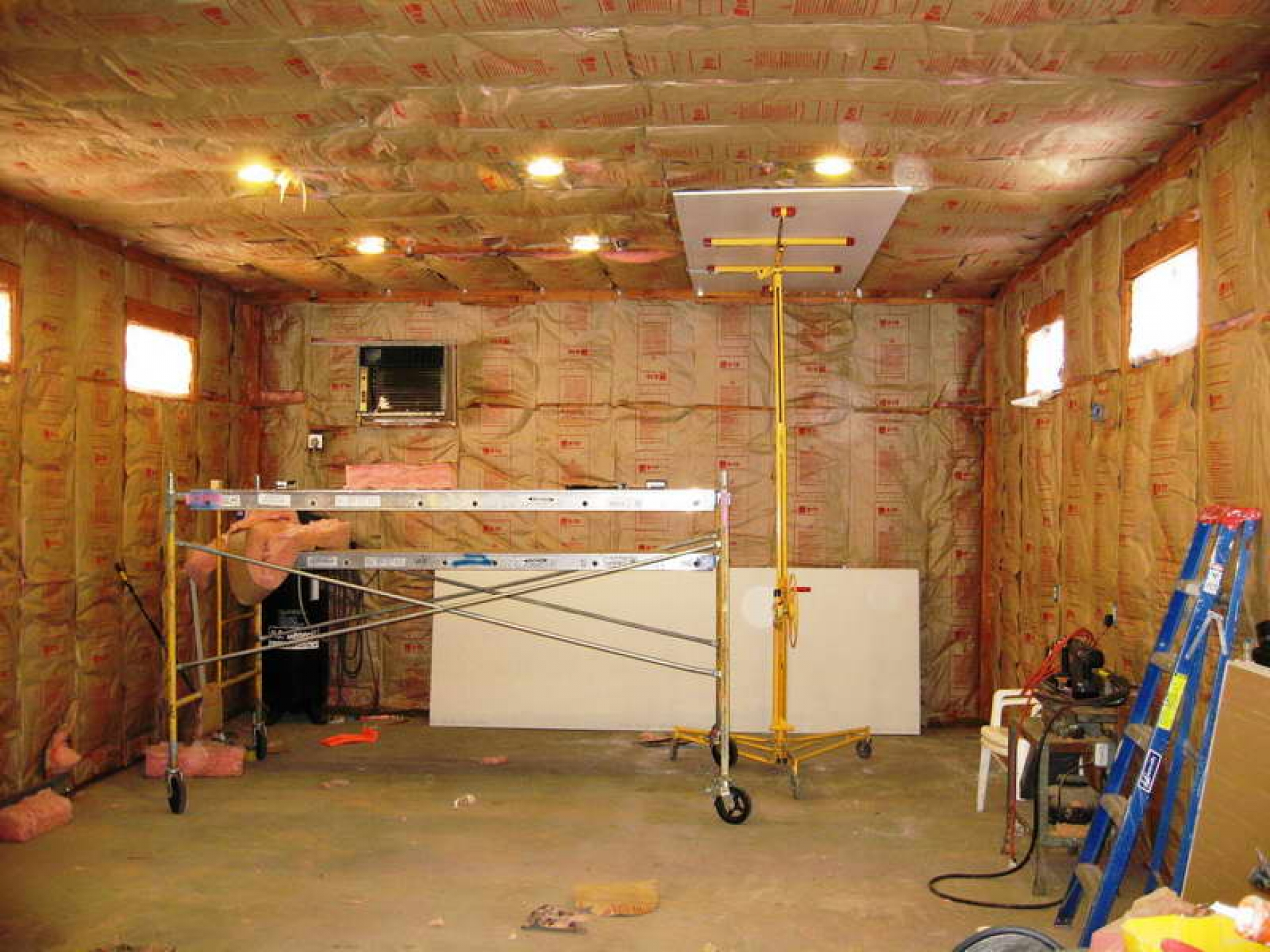 100 Insulating A Garage Ceiling Insulating A Garage Floor in dimensions 1920 X 1440