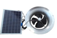 20 Watt Gable Mount Remote Panel Solar Attic Fan Remington Solar within dimensions 2772 X 1808