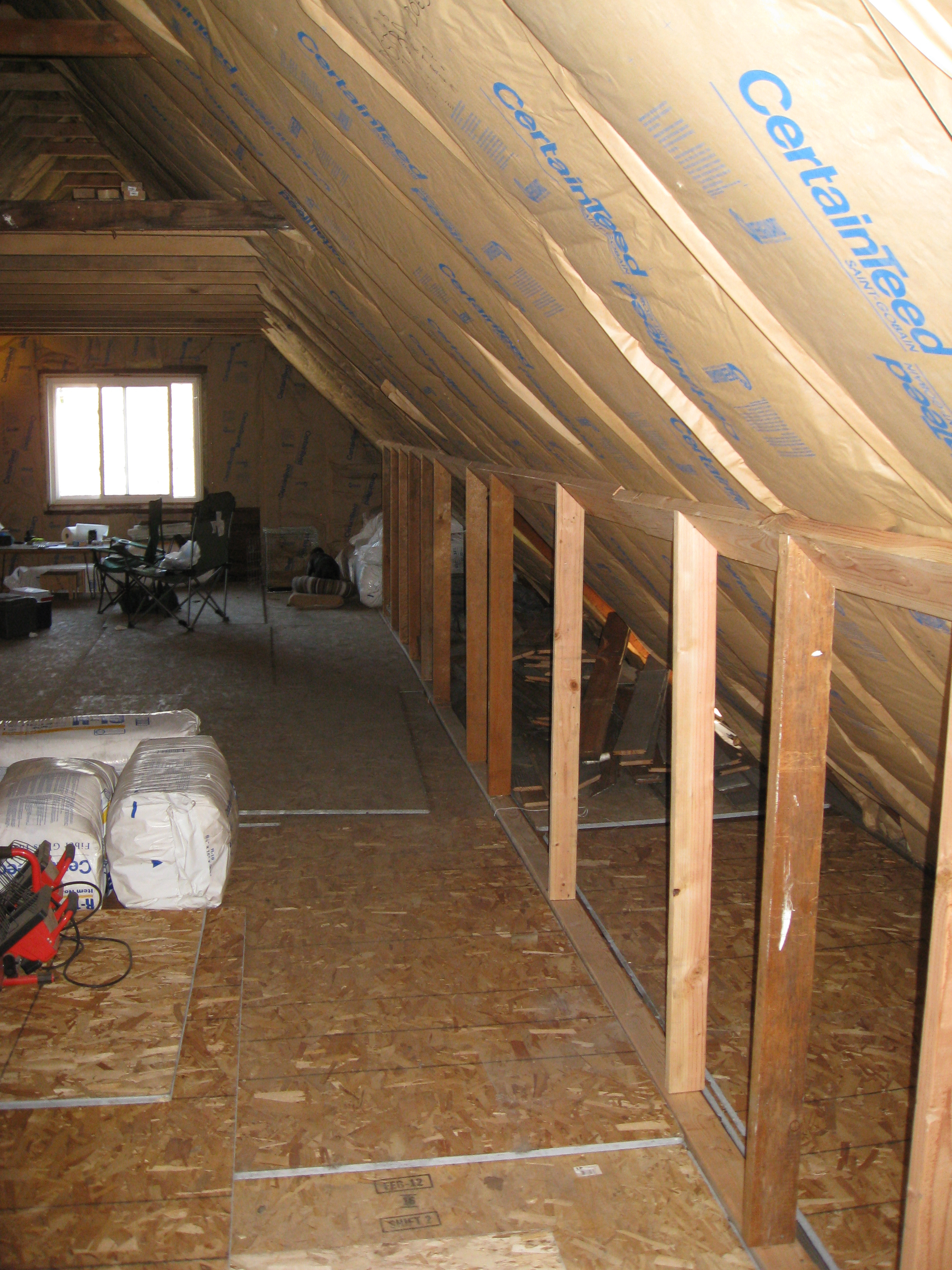 Best insulation for attic bedroom attic ideas An attic room