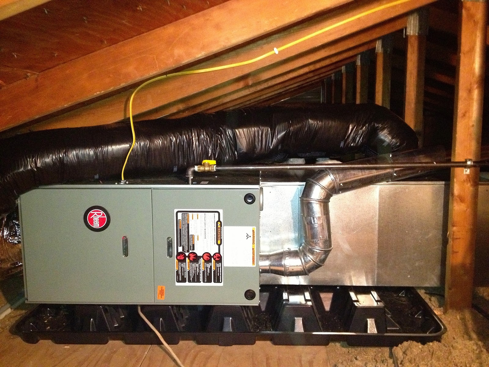 Attic Mounted Air Conditioning Units Attic Ideas