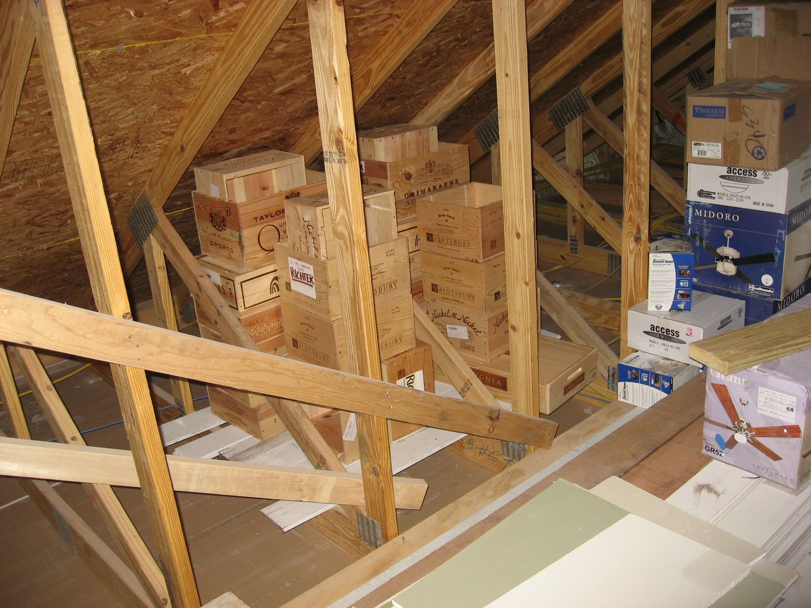 Garage Attic Storage Ideas Attic Ideas