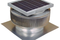 Active Ventilation 740 Cfm Mill Finish 10 Watt Solar Powered 12 In intended for sizing 1000 X 1000
