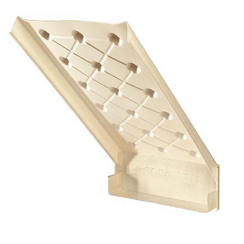 Ado Products Durovent 23 12 In X 46 In Rafter Vent With Built with regard to sizing 1000 X 1000