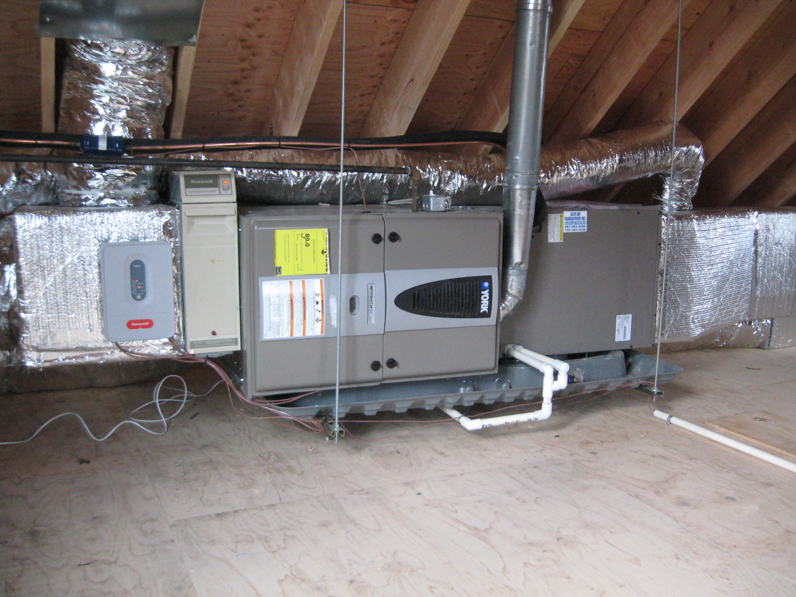 Attic Central Air Conditioning Units Attic Ideas