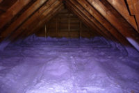 Air Leaks In Homes Insulated With Spray Foam intended for size 1600 X 1200