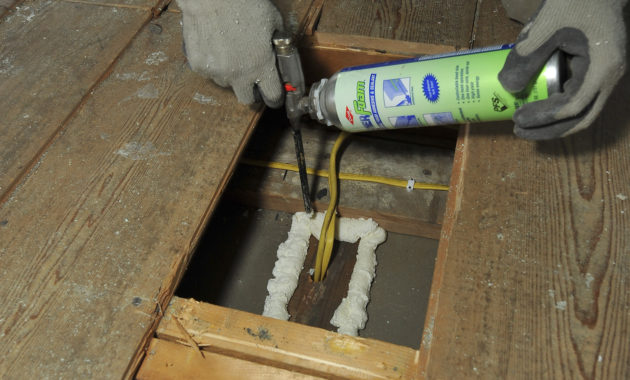 Proper Attic Insulation Depth Attic Ideas