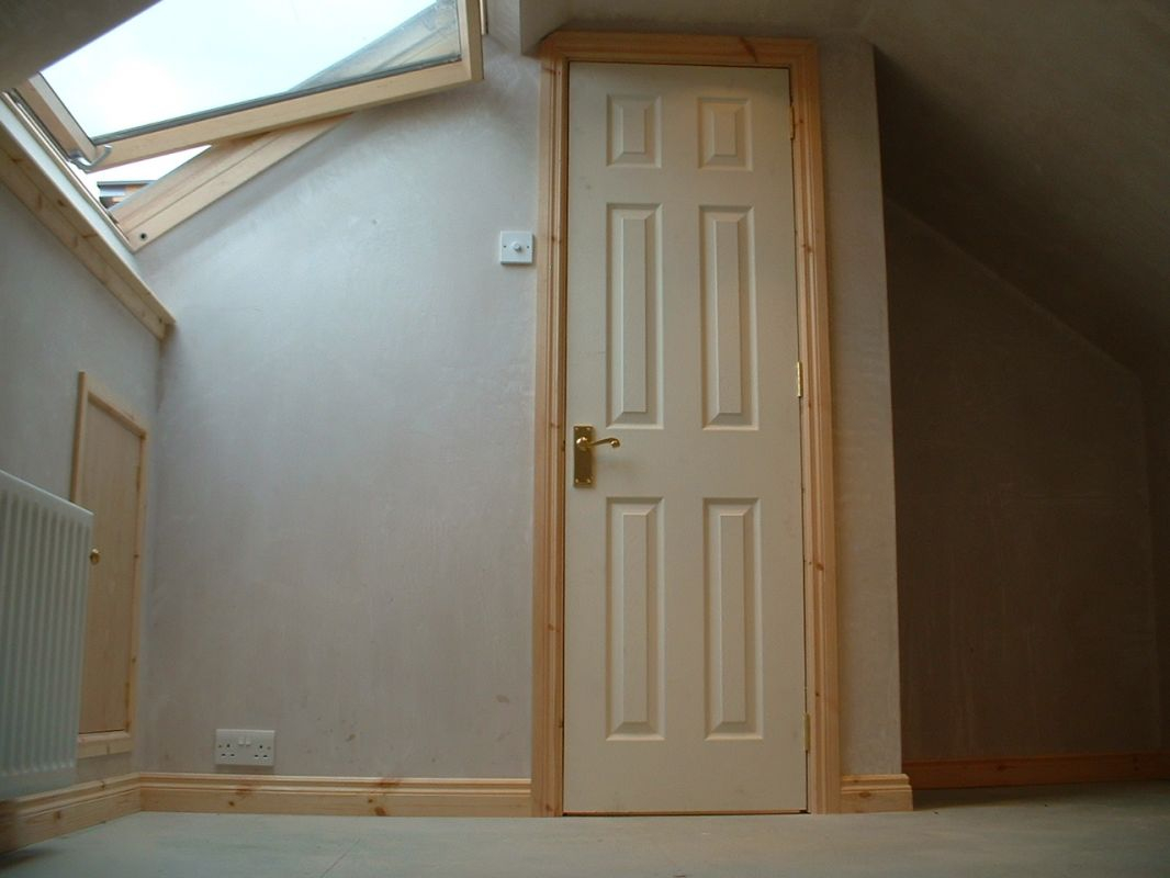 An East Belfast Loft Conversion Loft Attic Conversions with dimensions 1066 X 800