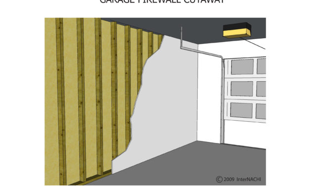 Garage Firewall Attic Access Attic Ideas