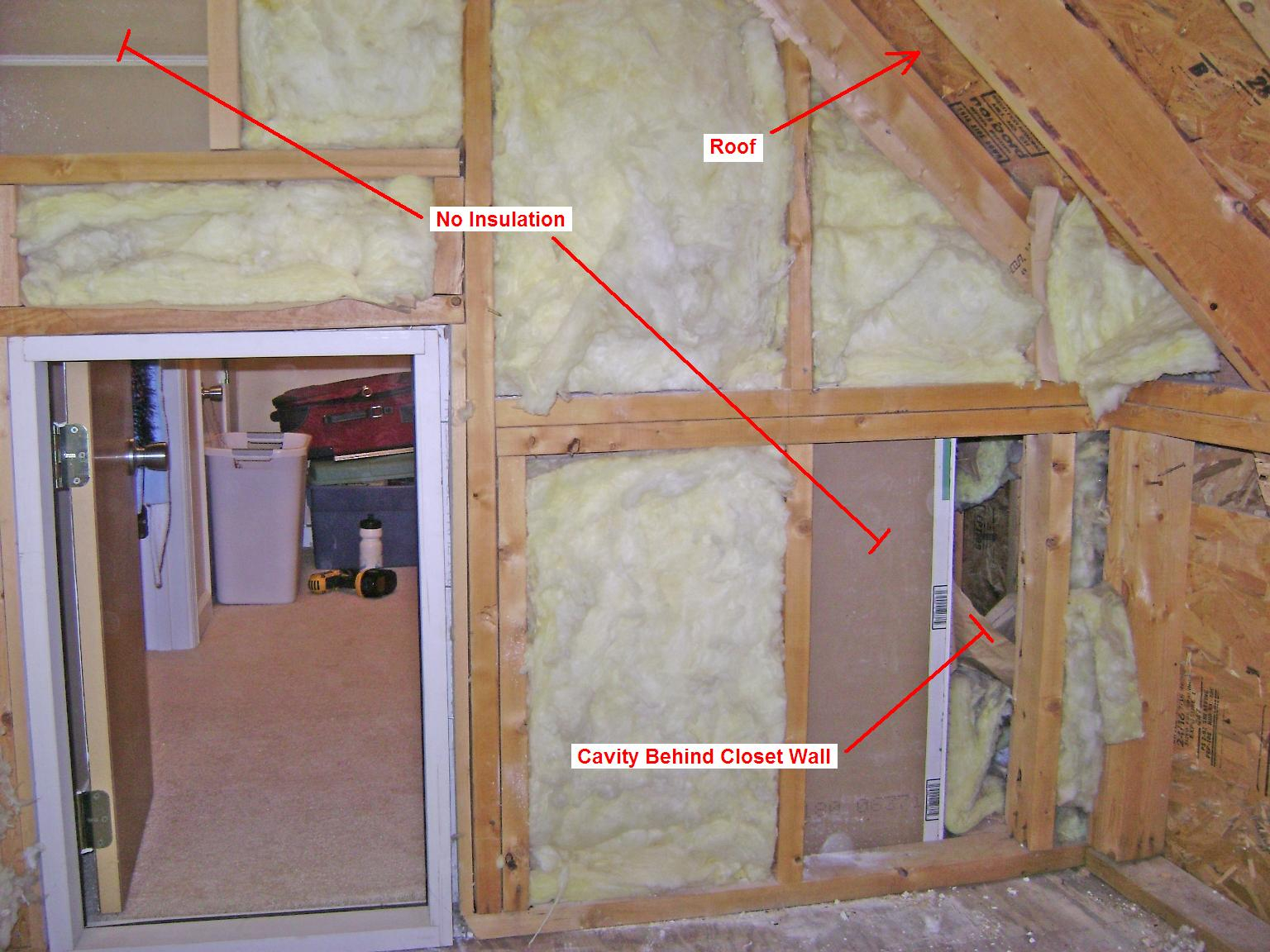 Attic Access Insulation Home Interiror And Exteriro Design Within  Proportions 1536 X 1152