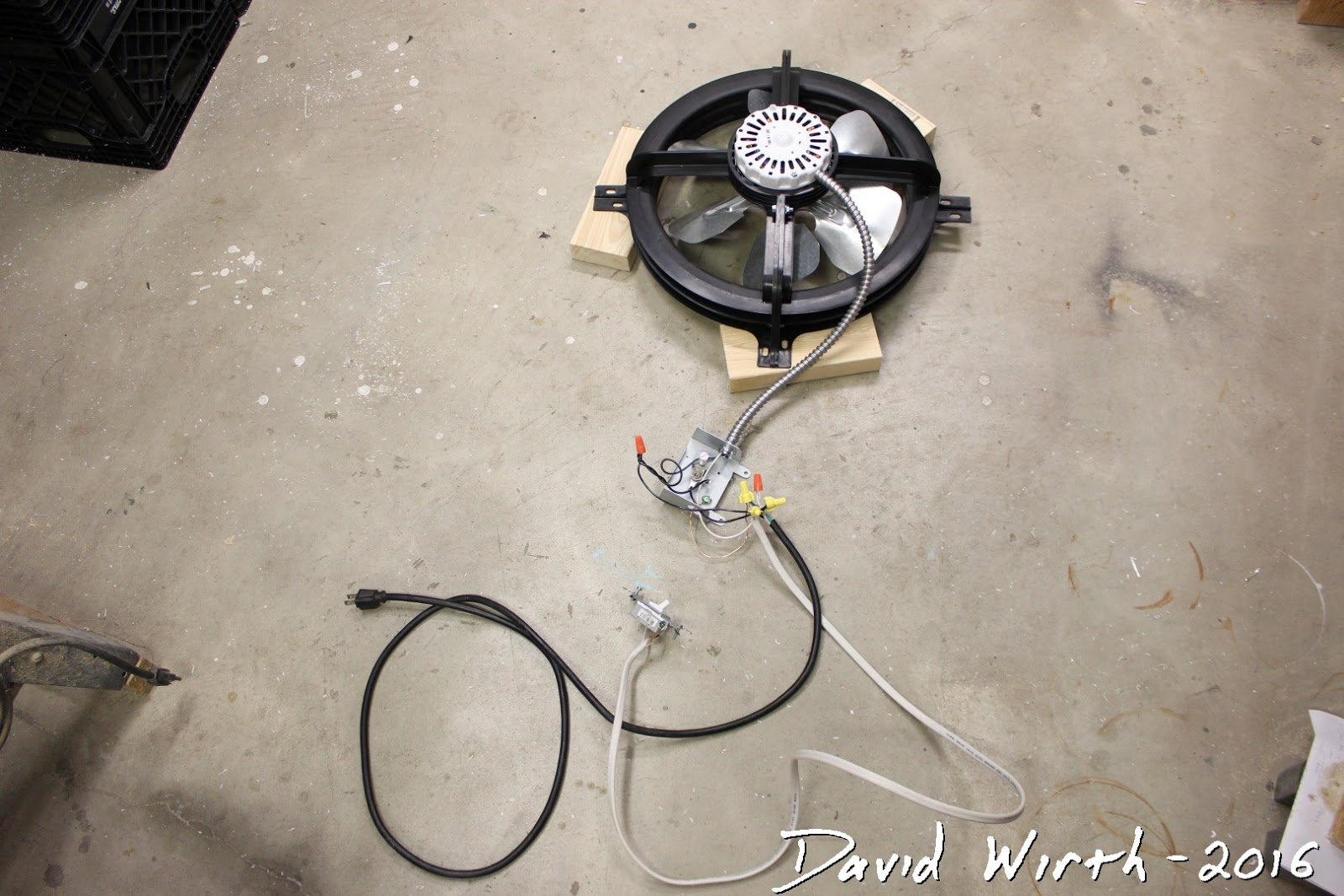 attic fan thermostat with test switch attic ideas. Black Bedroom Furniture Sets. Home Design Ideas