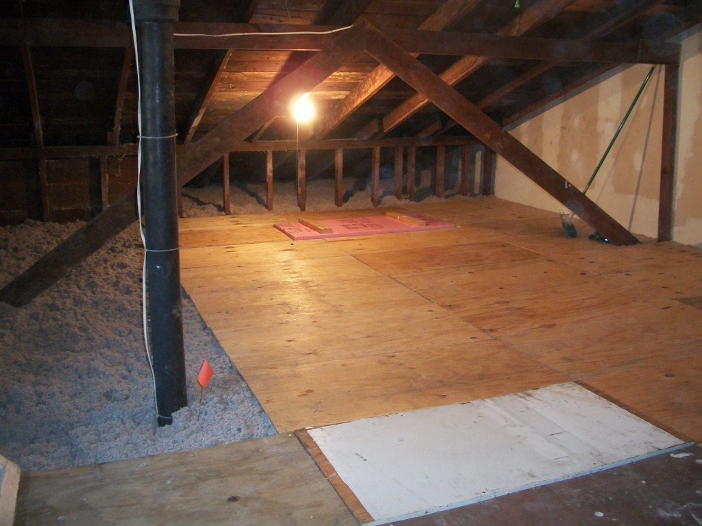 Attic Insulation Insulwise Pittsburgh Pa inside proportions 1024 X 768