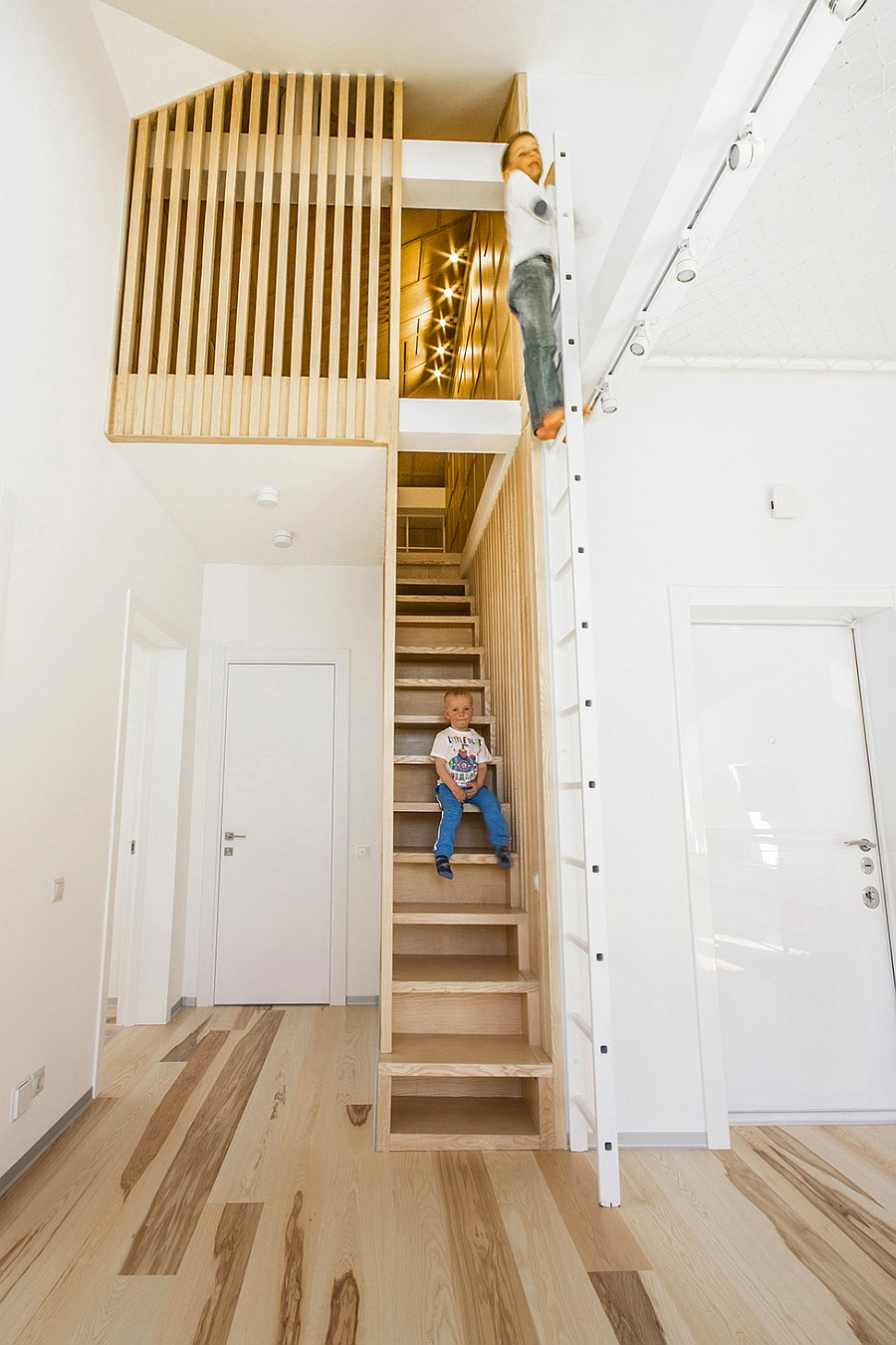 Attic Ladders For Small Spaces Attic Ideas