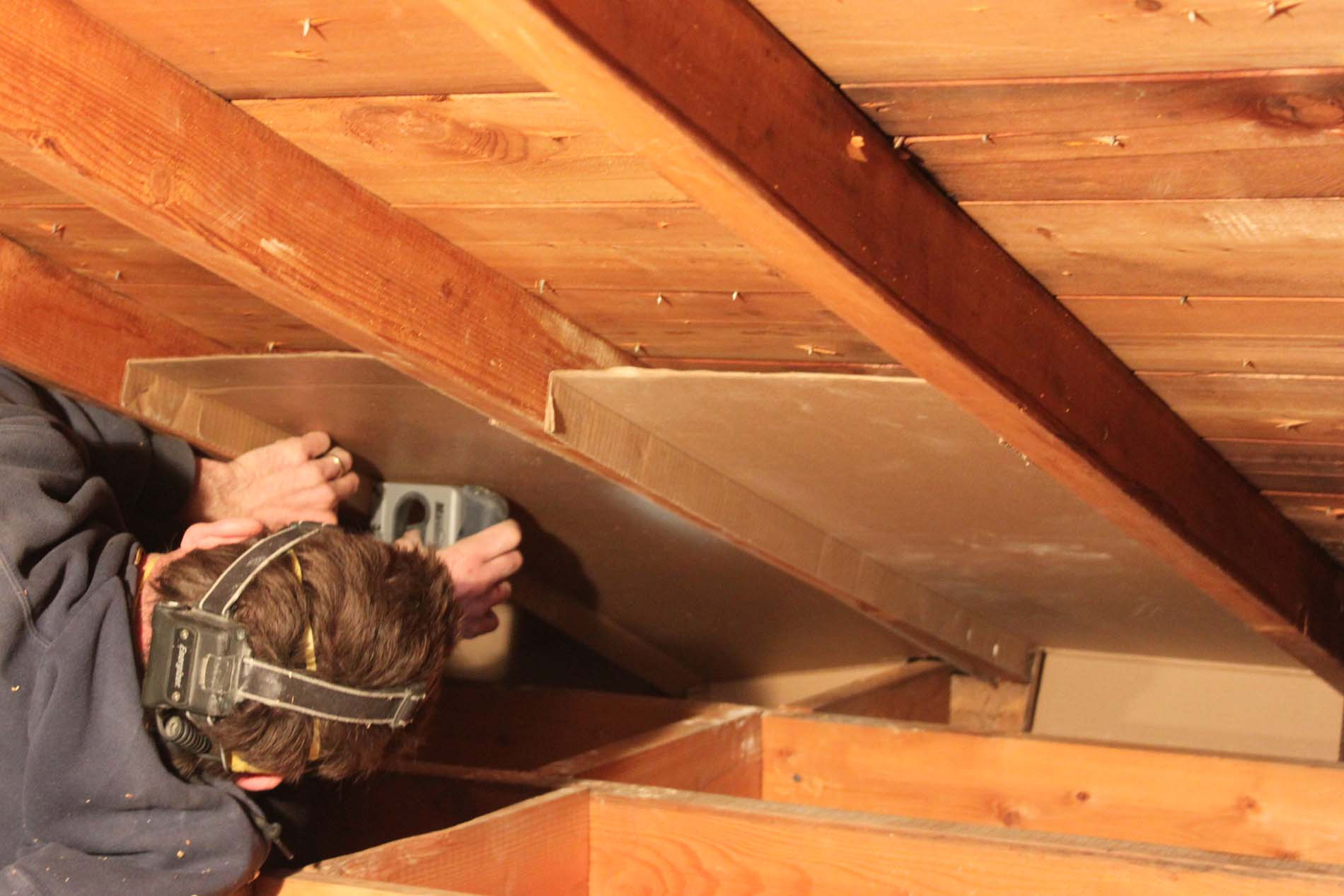 Attic Ventilation Installation Above All Winnipeg Insulation with regard to proportions 1900 X 1267