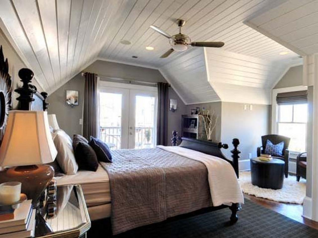 Bedroom Adorable Designs With Attic Bedroom Remodel Attic throughout measurements 1279 X 959