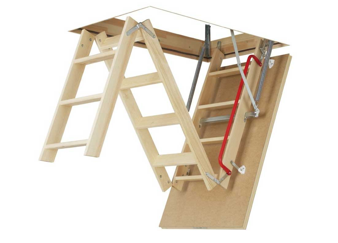 Best Pull Down Attic Ladder Attic Ideas