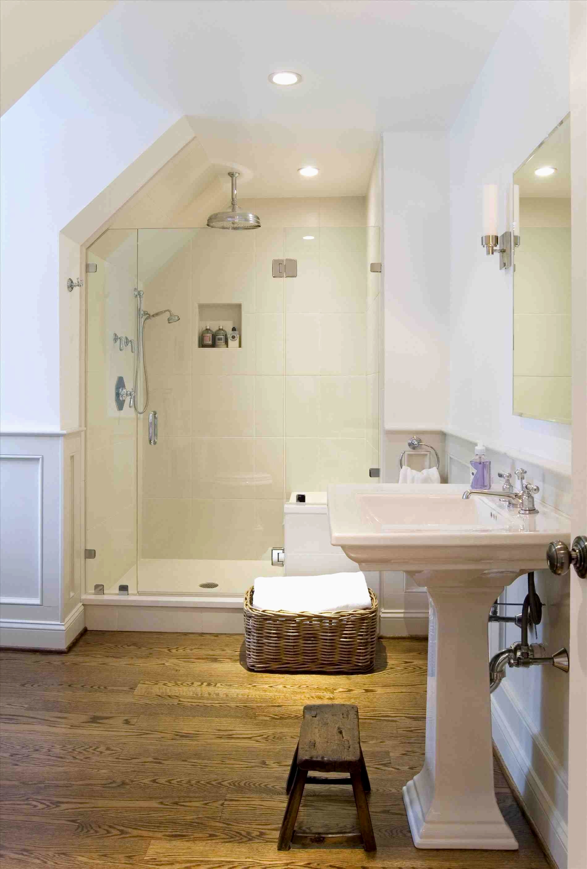 Cape Cod Attic Bathroom • Attic Ideas