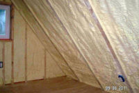 Closed Cell Spray Foam Insulation For Attics in size 1200 X 900