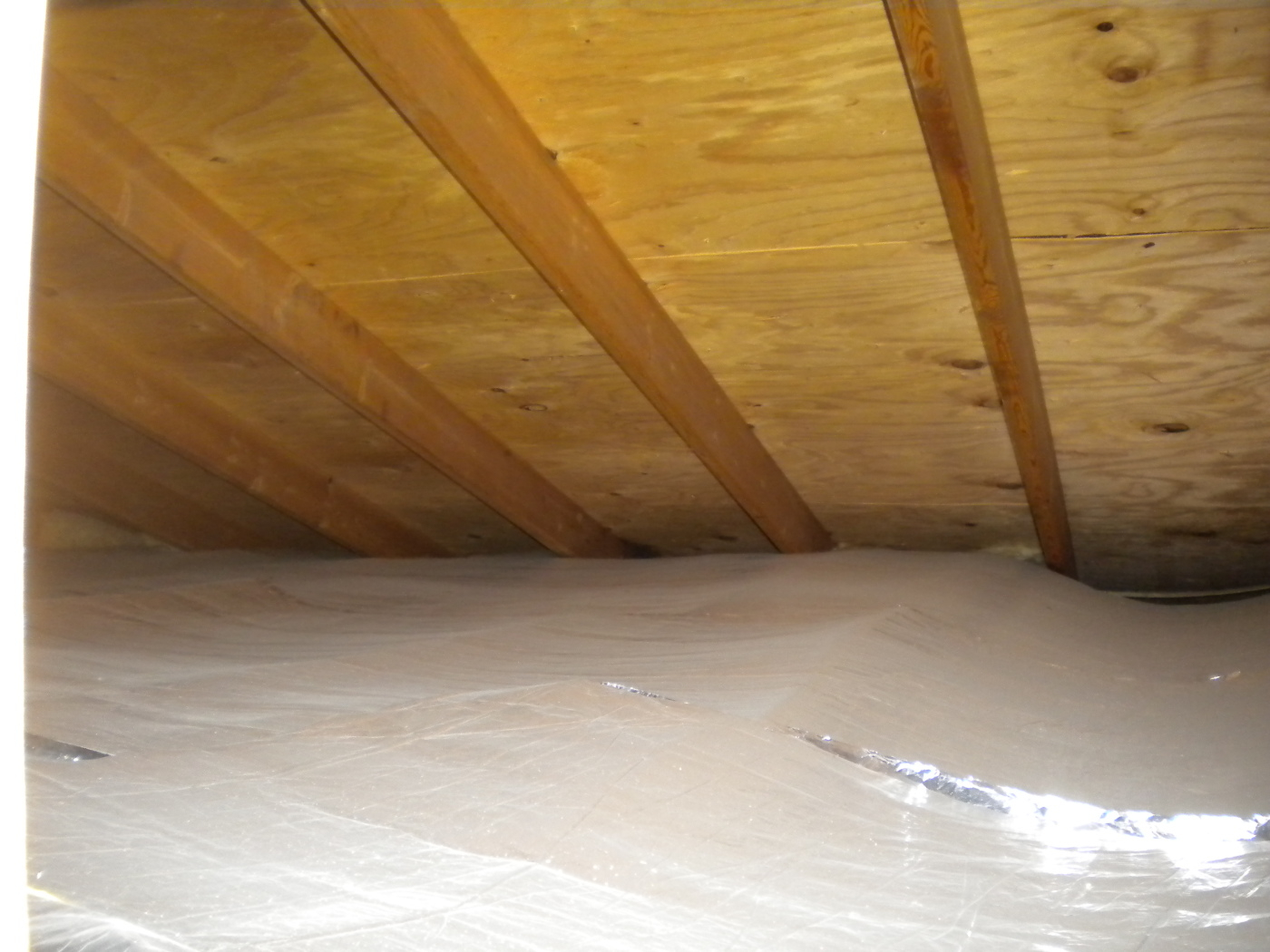 Attic Insulation Foil Blanket Attic Ideas
