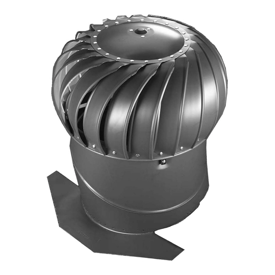 Cute Air Vent Galvanized Steel Externally Braced Roof Turbine Vent for dimensions 900 X 900