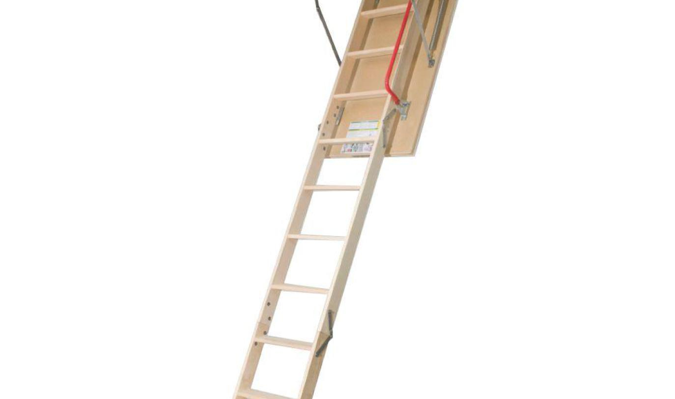 Attic Ladder Fire Rated