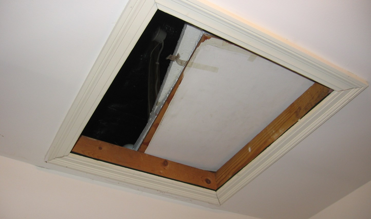 Attic Access Opening Size Attic Ideas