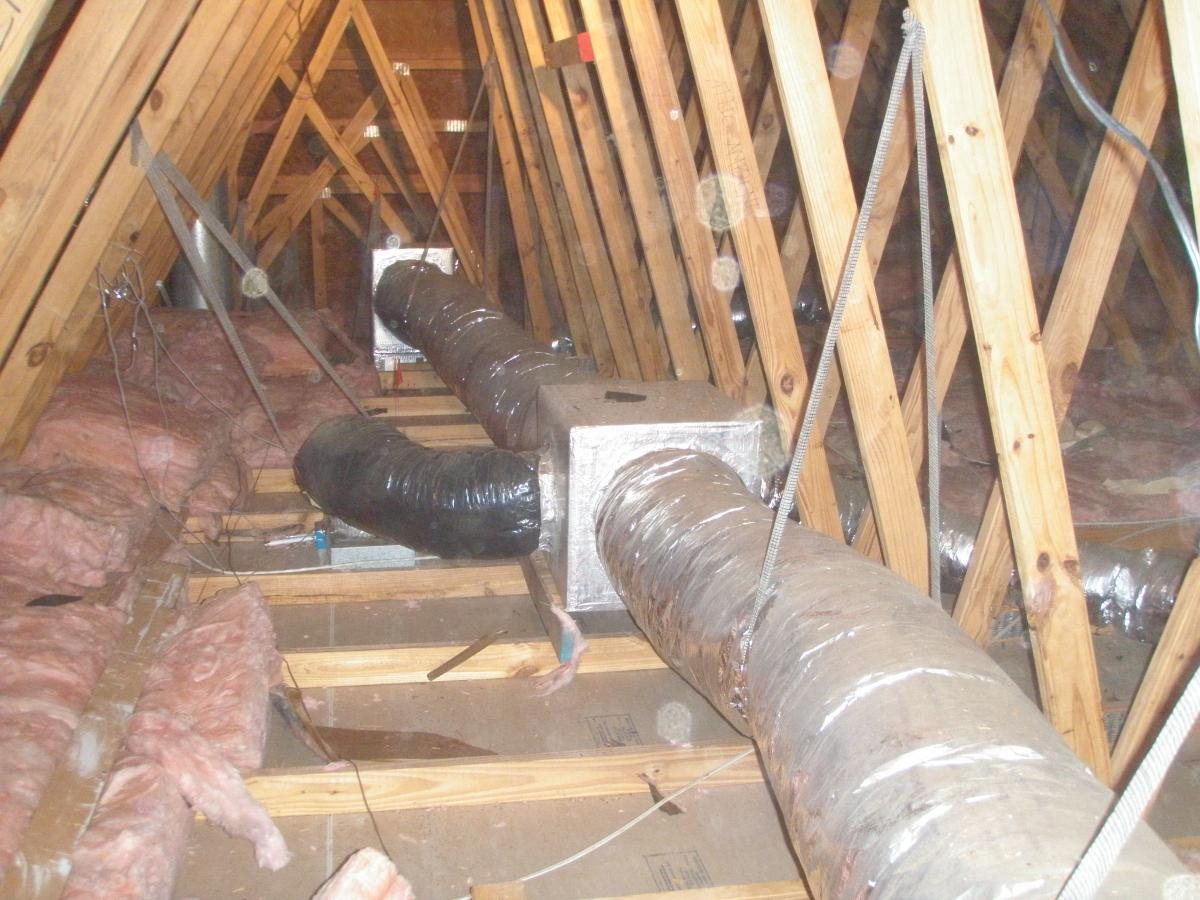 Attic Air Handler Filter Attic Ideas