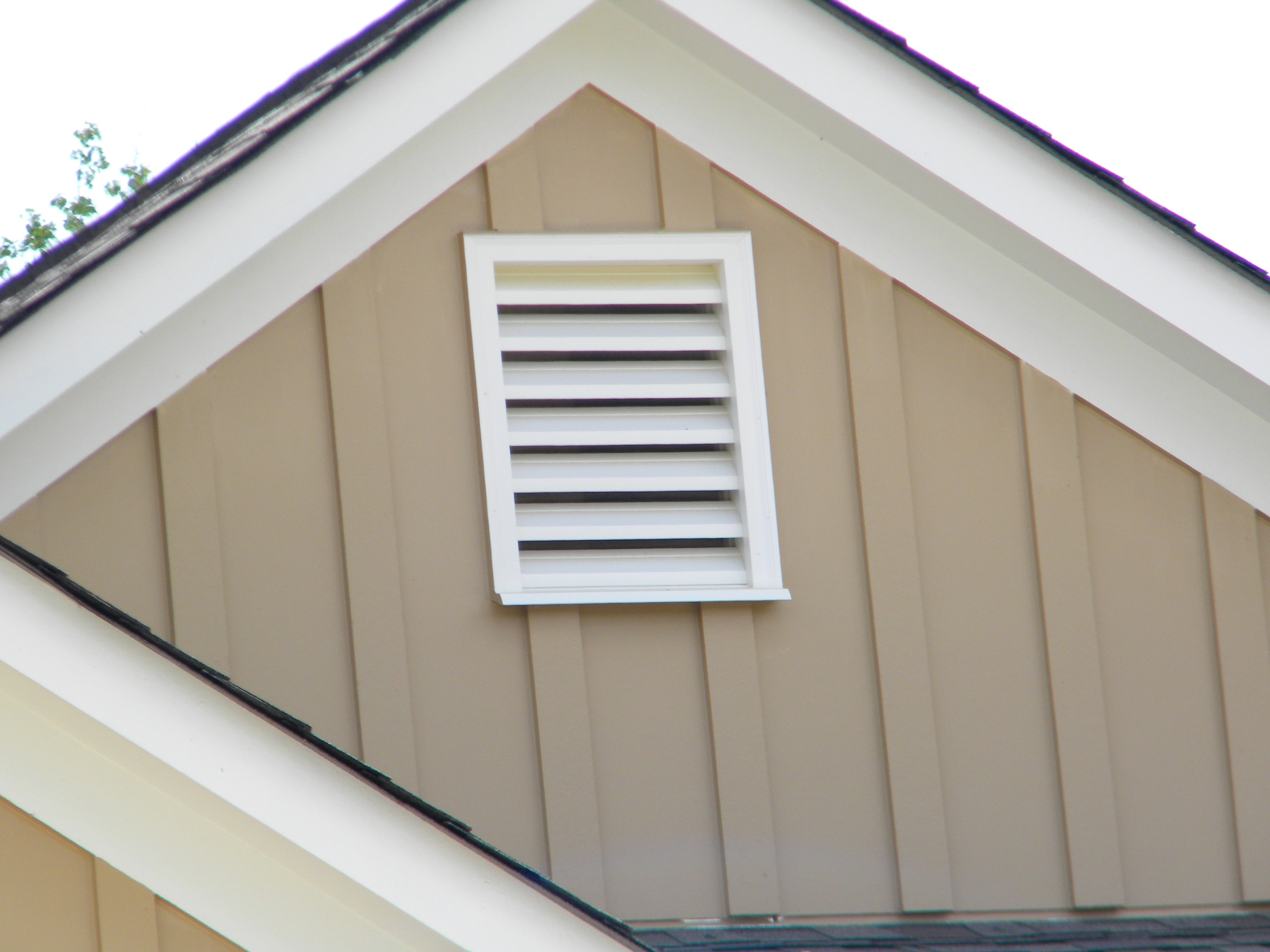 Exterior Design Various Gable Vents Design To Inspire Your inside sizing 3648 X 2736