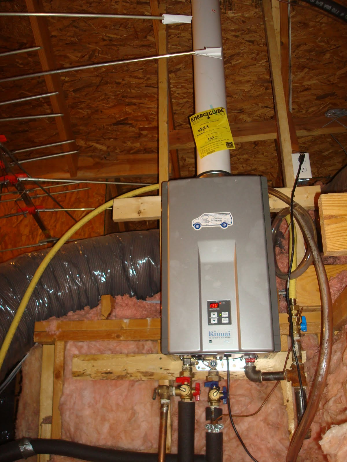 Family Adventures Tankless Water Heater intended for size 1200 X 1600