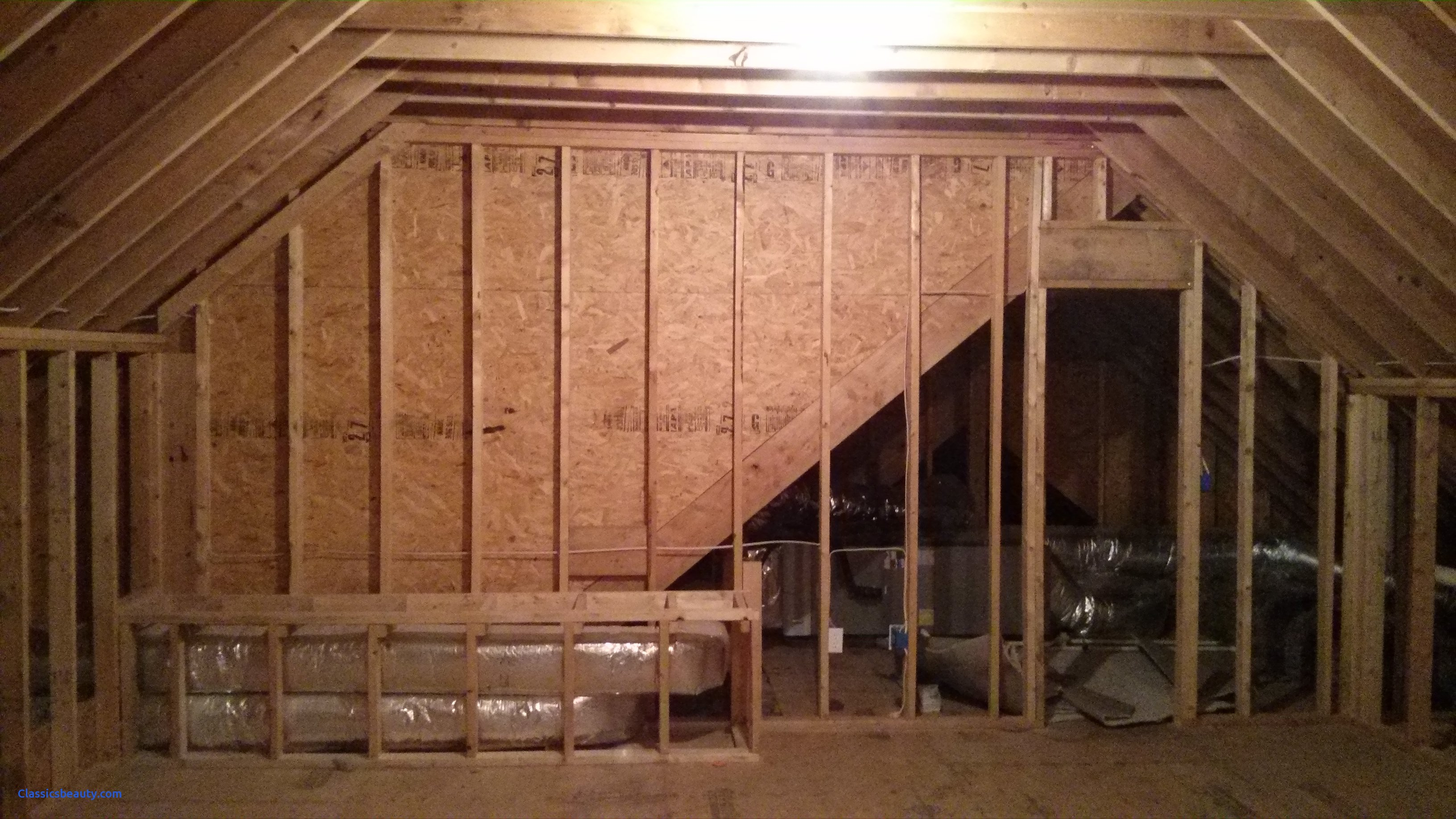 Finishing An Attic Awesome Finishing The Attic Space Best within proportions 3264 X 1836