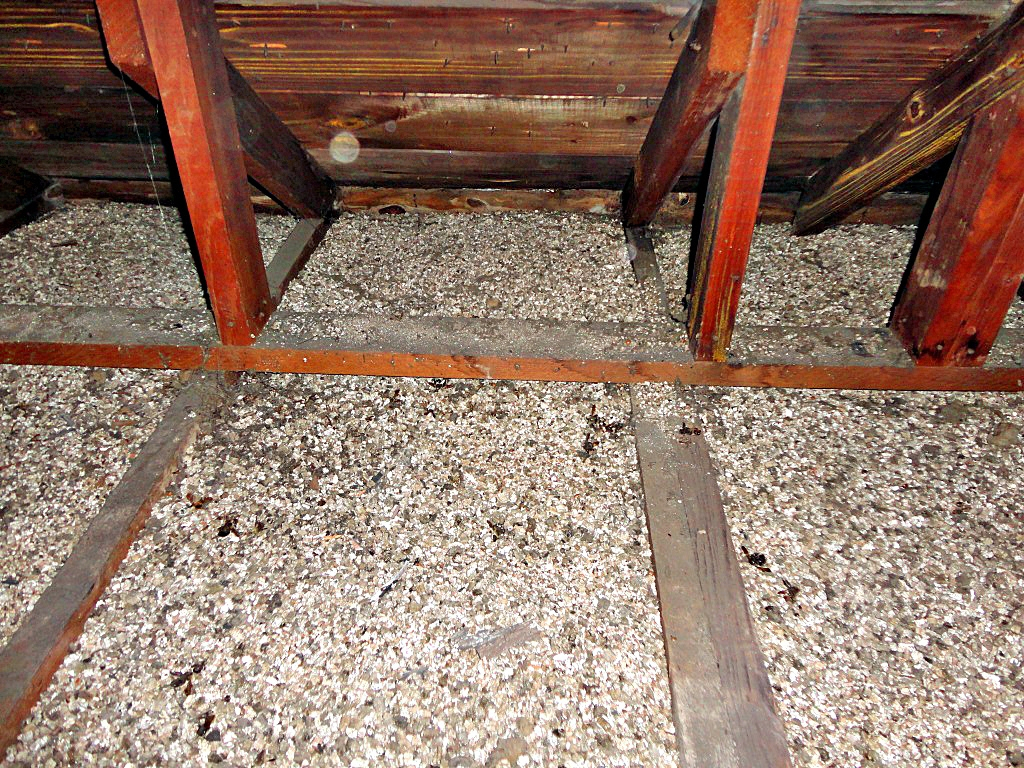 Asbestos Attic Insulation Pictures Attic Ideas