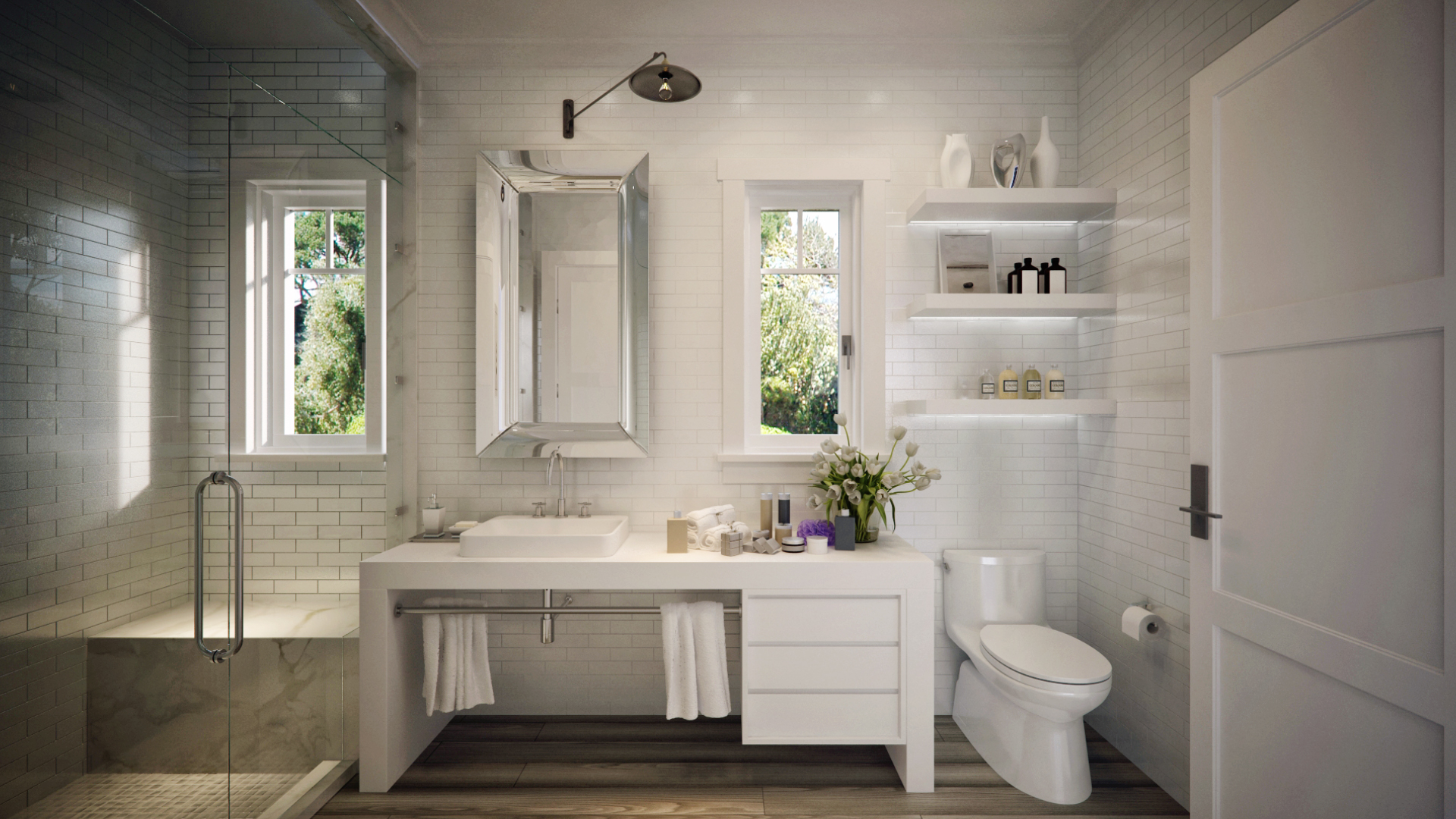 Cape cod attic bathroom attic ideas for Cape cod bathroom design