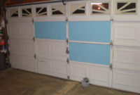 Garage Door Insulation Kit Menards Insulfoam Installation Home with regard to sizing 1024 X 768