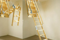Get The Best From Attic Ladders Melbourne Attic Ladder Attic with regard to proportions 1276 X 1301