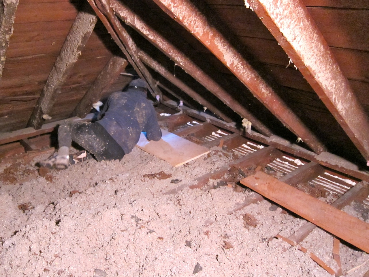Glad We Insulated This Old House In Vermont Basement To Attic with regard to measurements 1280 X 960