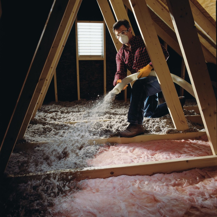 Blown fiberglass insulation into attic attic ideas greenfiber insulating your attic is easy with greenfiber and our diy pertaining to measurements 900 x solutioingenieria Image collections
