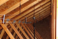 Here039s A Picture Of The Radio Shack Attic Antennas Ham Radio with sizing 2592 X 1944