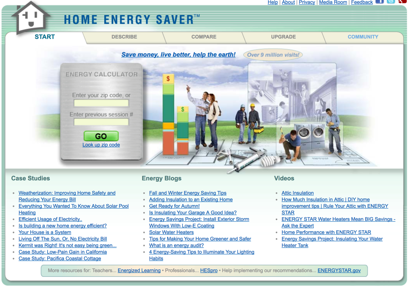 Home Energy Saver Within Dimensions 1400 X 980