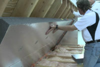 Installing A Radiant Barrier In The Attic Alternative Method To within size 1920 X 1080
