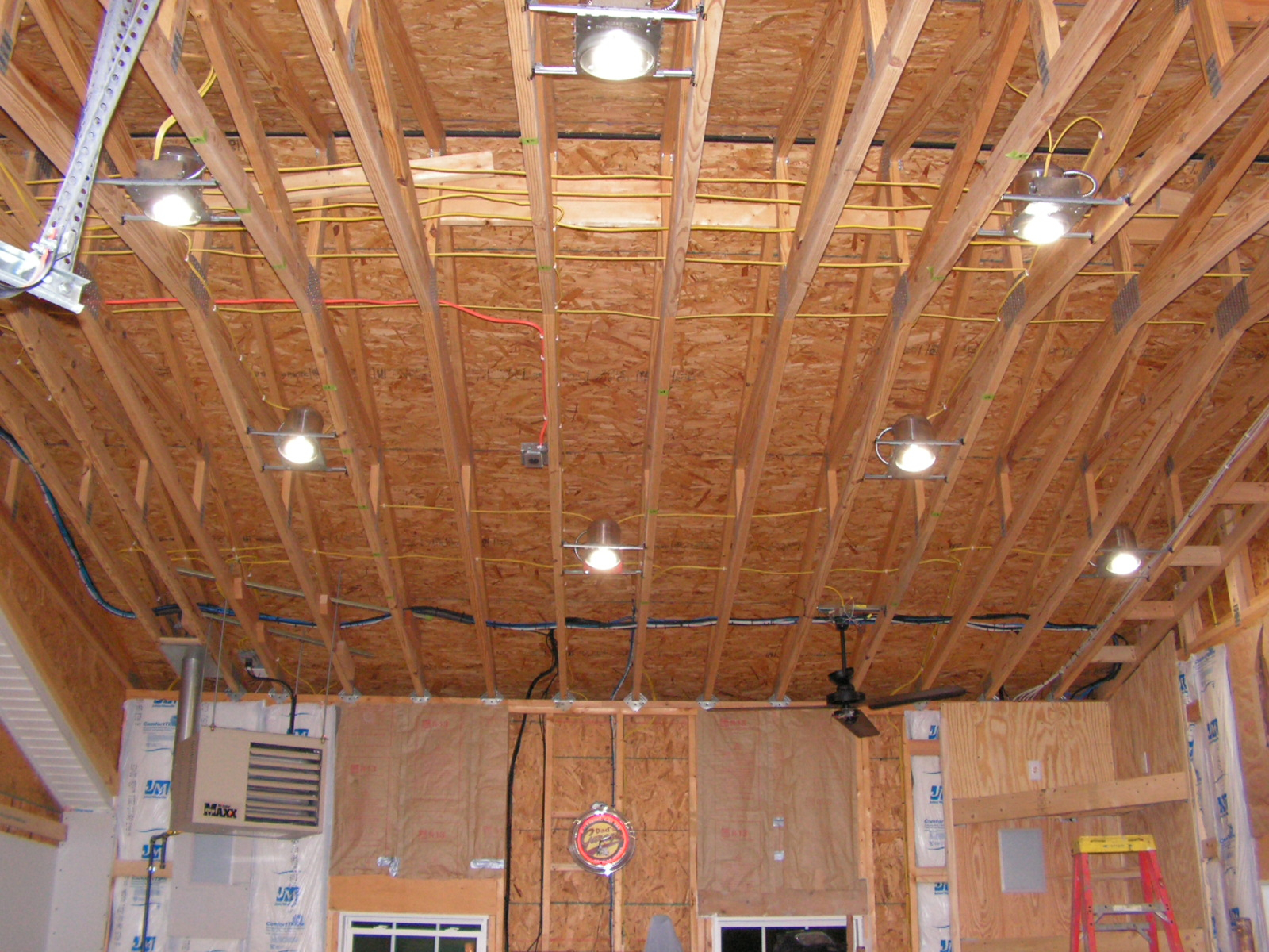 Insulating With Soffitridge Vent The Garage Journal Board intended for dimensions 1600 X 1200