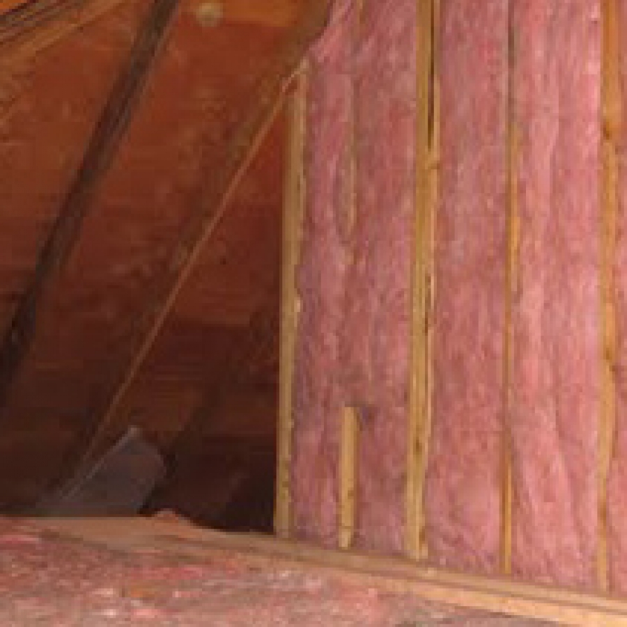 Insulating Vertical Attic Walls Attic Ideas