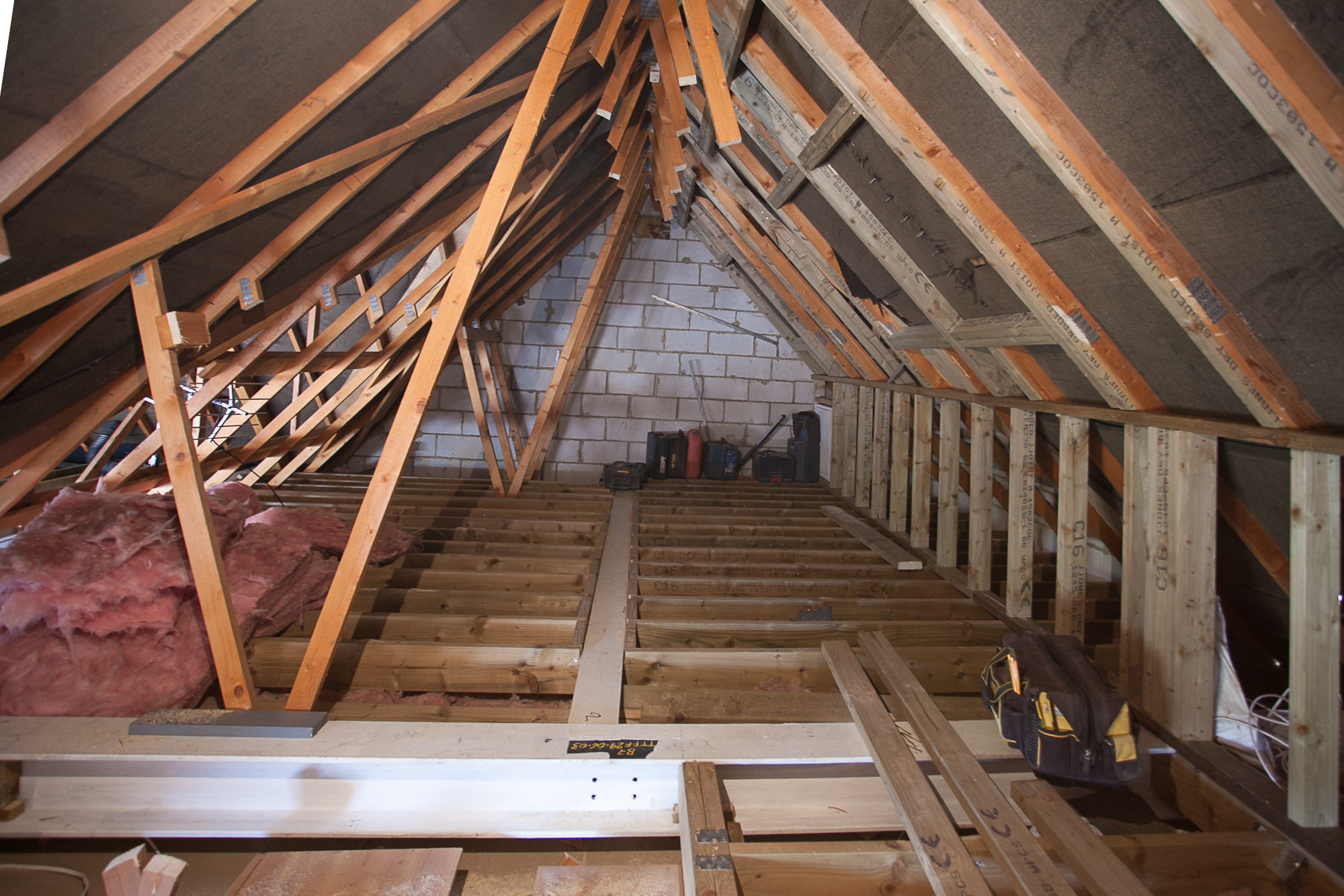 Attic Conversions Roof Trusses Attic Ideas