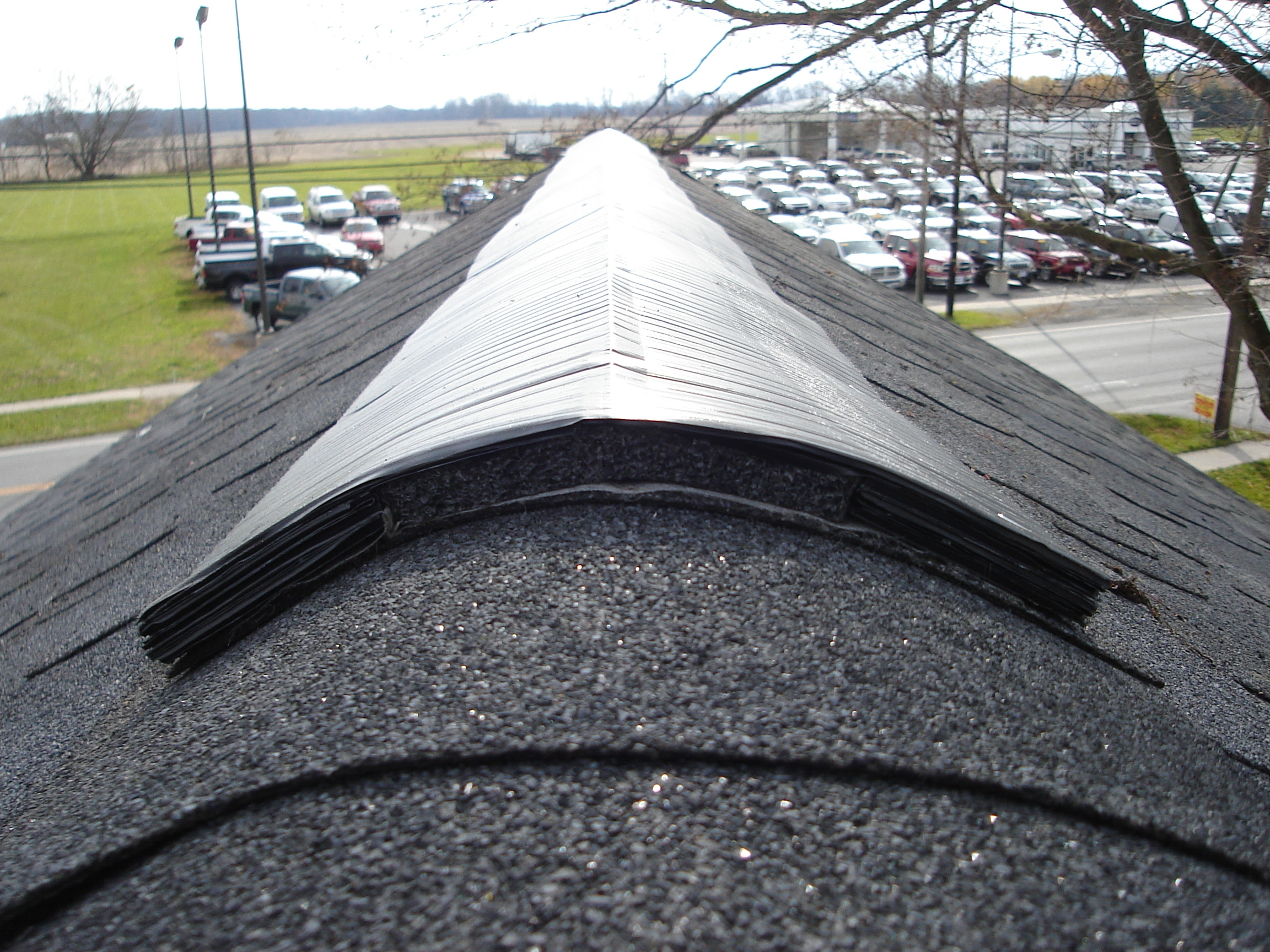 Low Profile Metal Roof Vent pertaining to sizing 2304 X 1728