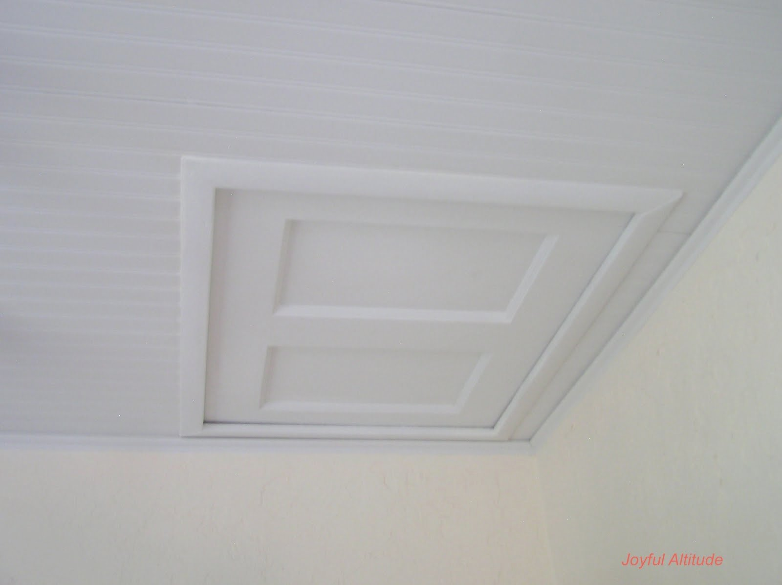 Attic Ceiling Door Cover Attic Ideas