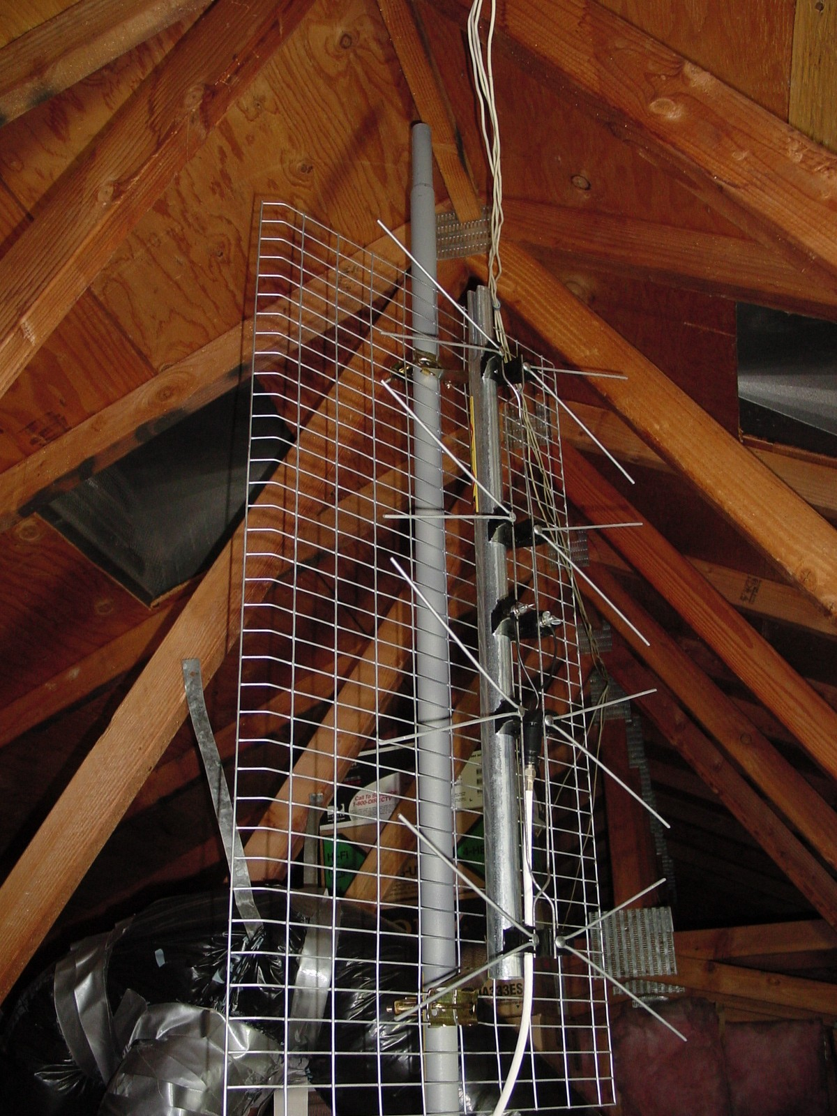 Best Ota Antenna For Attic Attic Ideas