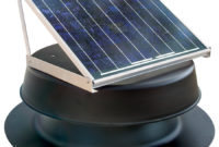 Natural Light Solar Attic Fans Arrowseal in dimensions 900 X 920