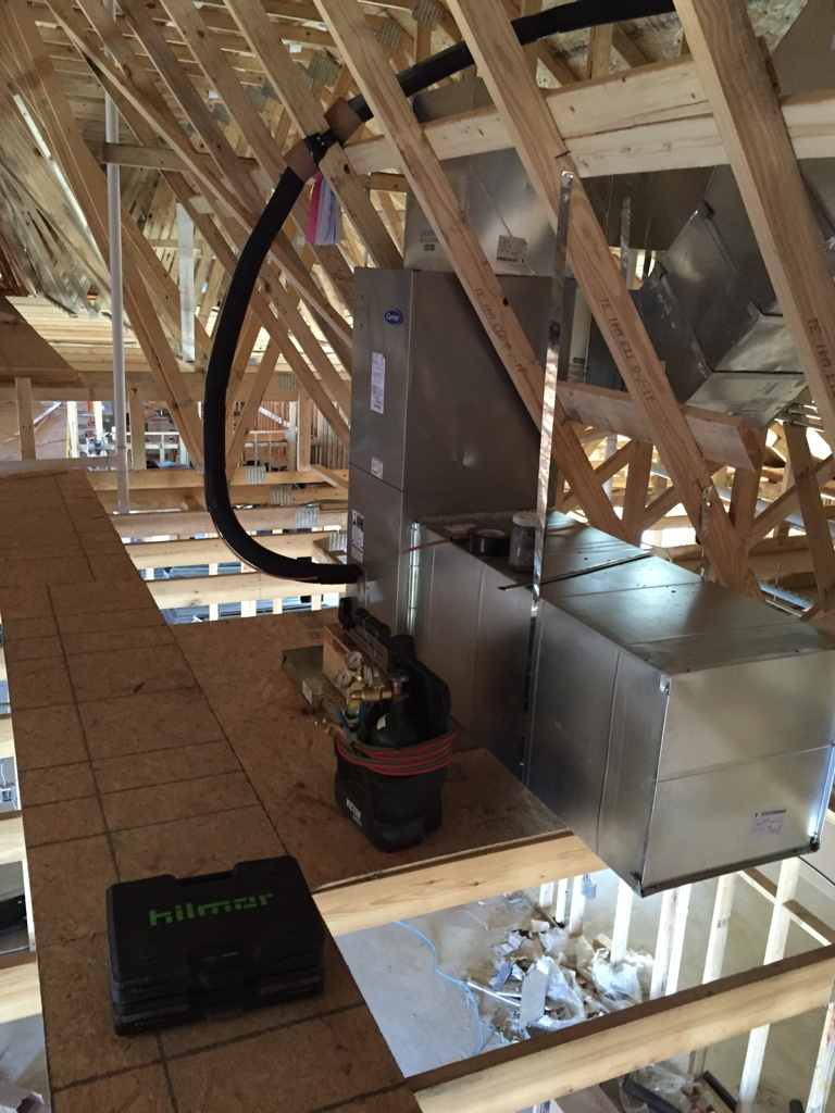 Attic Air Handler Condensation Attic Ideas