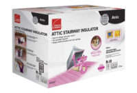 Owens Corning Attic Stair Insulator Ii 25 12 In X 54 In As2 throughout proportions 1000 X 1000