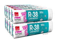 Owens Corning R38 Insulation Unfaced Batts 24 In X 48 In 8 Bags throughout measurements 1000 X 1000