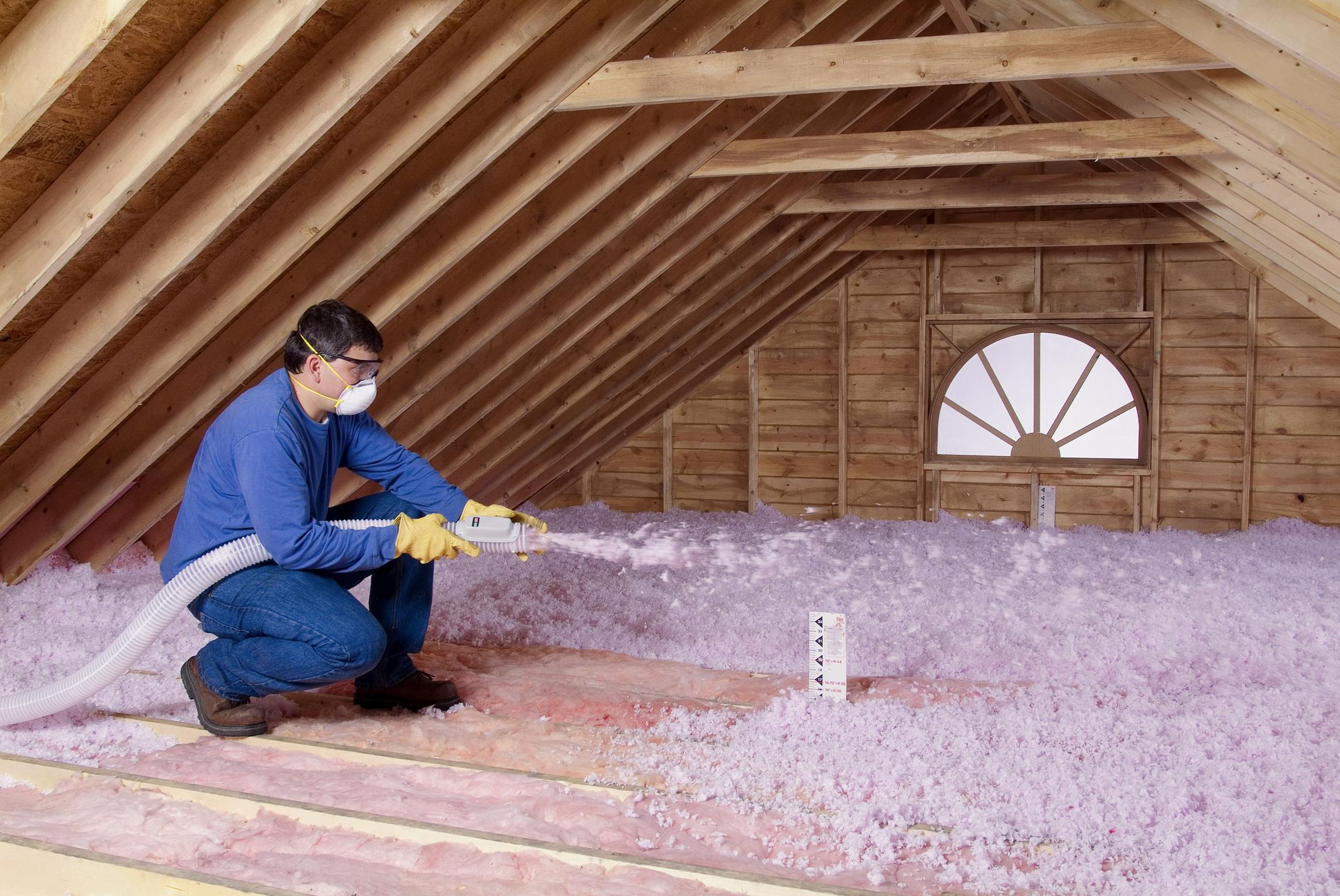 Reduce Your Heating Bills Upgrading Your Attic Insulation throughout dimensions 2128 X 1424